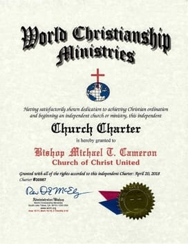 church charter ivory