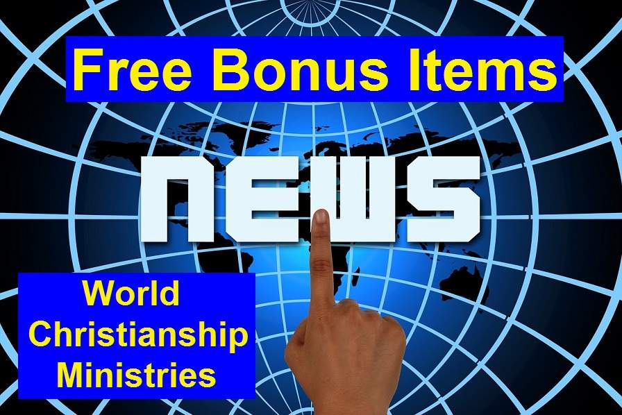 free bonus items page