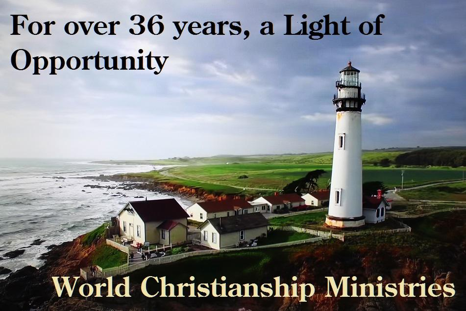 light of opportunity 36 years