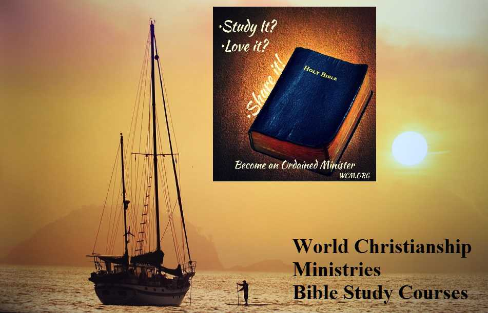 boat bible study courses