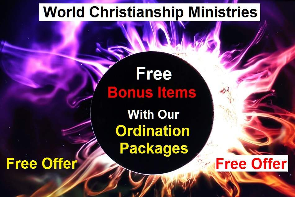 free bonus with packages