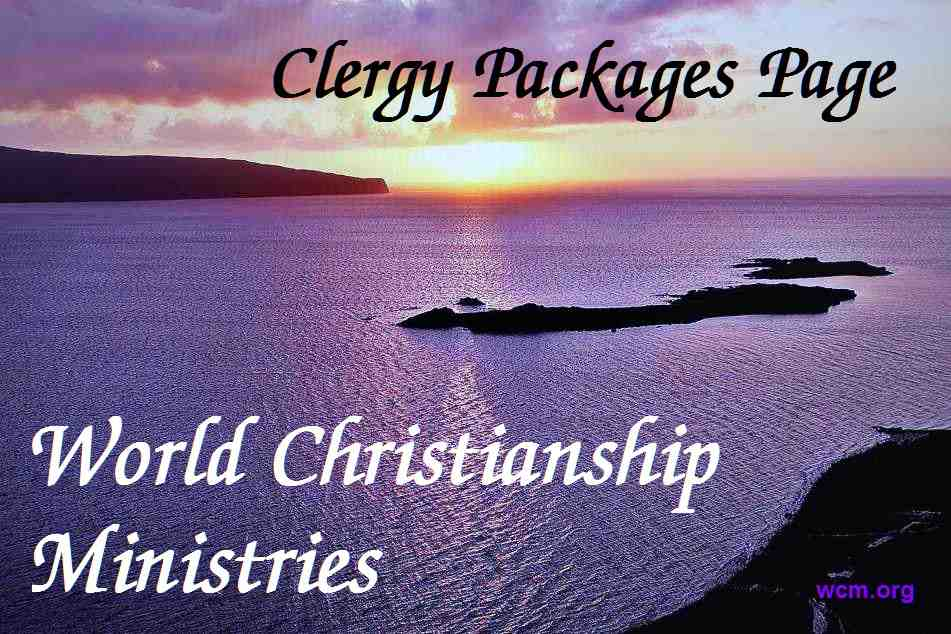 clergy package page graphic