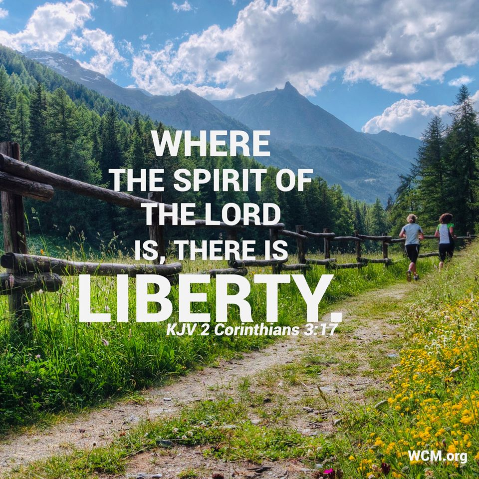 liberty spirit of lord