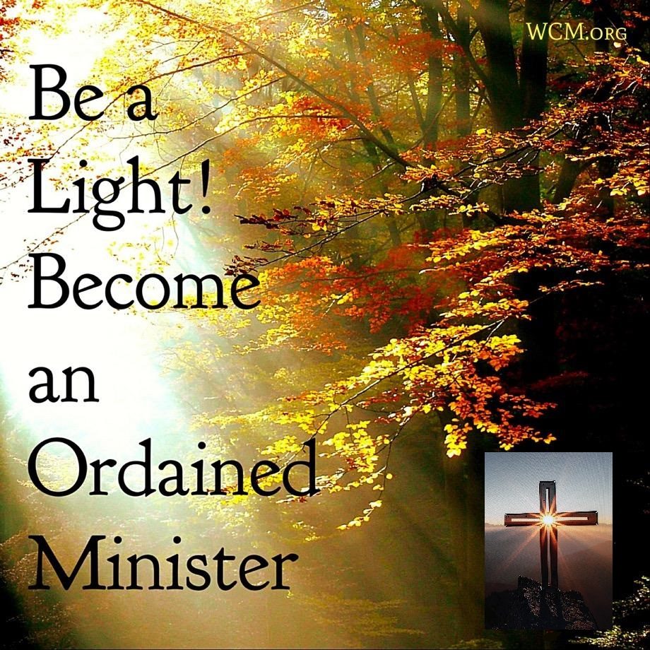 be a light with cross