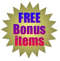 free bonus items