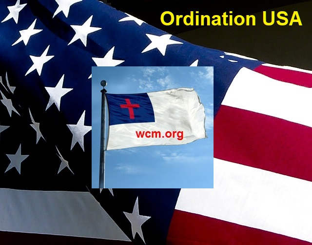 ordination usa
