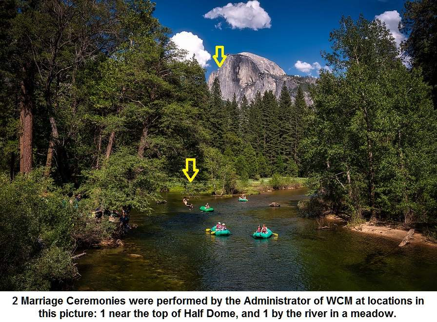 yosemite marriage sites b